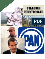 Vicente Fox y Calderon