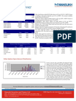 A study on Derivatives by Mansukh Investment and Trading Solutions 6/4/2010