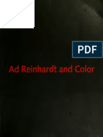 Ad Reinhardt Color