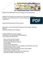 Multinivel Tiens Venta directa de productos Marketing de Red de Afiliados Info - 3188441900