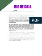 Monografia Flujo de Caja
