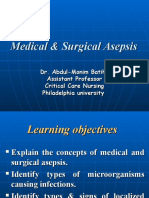 Medical dan Surgical Asepsis