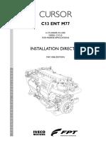 InstallationDirective C13 Iveco
