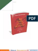 PEPE RODRÍGUEZ - La Vida Sexual Del Clero