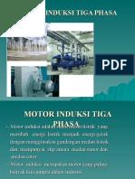 Motor Induksi 3 Phasa