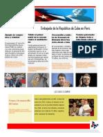 Boletín de Cuba 001-2016