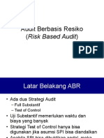 6. Audit Berbasis Risiko