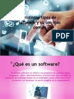 Distintos Tipos de Software y Su Uso Más