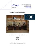 Product Marketing Strategy Toolkit