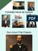 Combate Naval de Iquique (11 Diap)