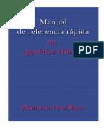 Manual de Referencia Rápida en Genética Clínica