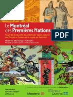 Le Montréal Des Premières Nations