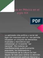 La Danza en México en El Siglo XIX