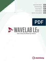 Wavelab Le8 QSG Multi