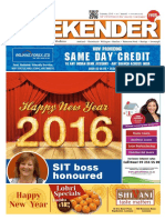 Indian Weekender 8 January 2016