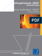 St Motor Cable Reels Dzkd