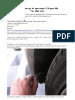 Tuto de Montage Kit Carrosserie JCW Pour R56