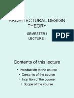 Design Theory presentation