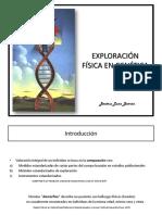 Exploración Física Genética