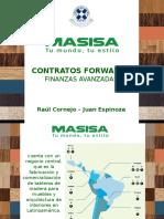 Masisa Forwards