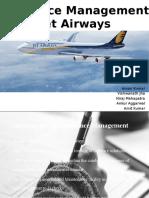 Jet AirPresentationways