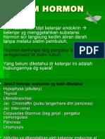 Presentasi Hormon Ikan