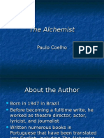 The Alchemist Introduction
