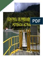 Control de Frecuencia y Potencia