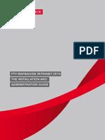 PTV Map&Guide 2015 Installation En