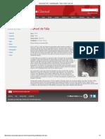 Manuel de Falla - Long Biography - Music Sales Classical