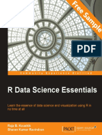 R Data Science Essentials - Sample Chapter