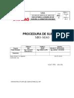 Procedura MIG MAG