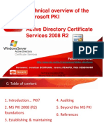 2011-03-Overview of the Microsoft PKI - ADCS 2008 R2-V_1.02-Fabien_Duchene