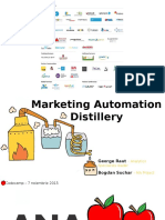 Marketing Automation Distillery