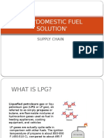 Lpg 'Domestic Fuel Solution'