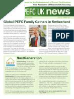 PEFC UK Newsletter Issue 39 (January 2016)