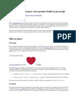 Configurer Grunt Pour Votre Premier Build en Javascript