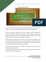 Kemutawatiran Al-Qur'an