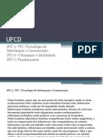 Ufcd Stc 5; Stc 6; Stc 7