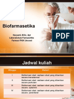1 Biofarmasetika Transdermal