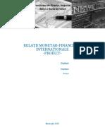 Proiect RMFI 2015