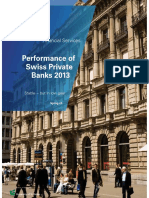 KPMG Performance of Swiss Private Banking