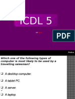 ICDL5 ICT
