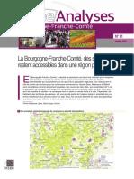 Accéder aux services de la vie courante en Bourgogne-Franche-Comté