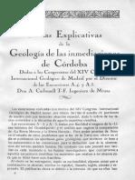 1926 Excursiones a-4-5 Guadalquivir Congreso I. Geología [Carbonell]