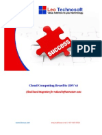 Cloud Computing for Isv's
