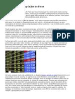 Sistemas de Trading Online de Forex