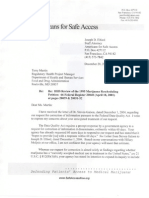 Medical Marijuana - DQA Letter 12-20-04