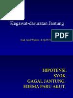 Interna Dr. Budi Arief - Gawat Darurat Jantung Baru