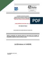 Edital Cn 126-14 - Projeo Ses Barra Do Choça